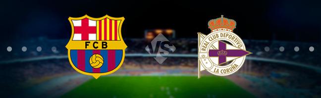 Барселона - Депортиво 15.10.2016 онлайн в хорошем качестве