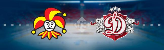 Йокерит — Динамо Рига 22 декабря, хоккейный матч