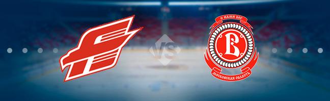 Авангард — Витязь 9 января, хоккейный матч